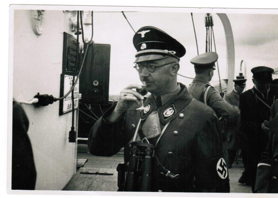 Heinrich Himmler /REALWORKS LTD. / DIE WELT / HANDOUT    /PAP/EPA