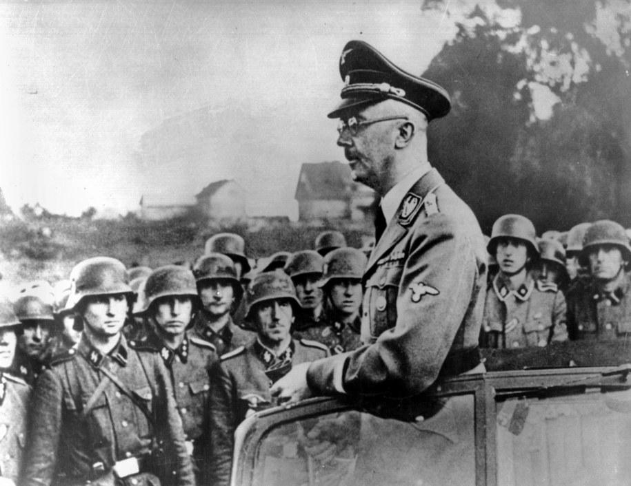 Heinrich Himmler /Heinrich Himmler /PAP/EPA