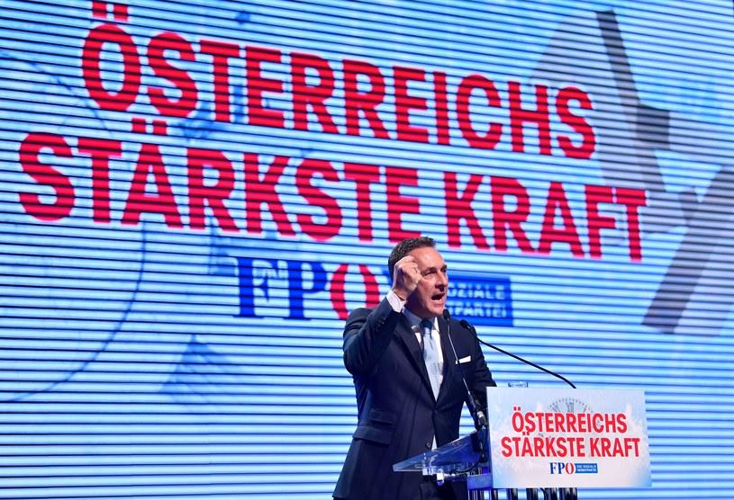 Heinz-Christian Strache /AFP