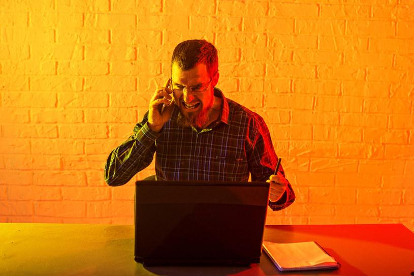 Hejterzy internetowi są w niebezpieczeństwie? /123RF/PICSEL