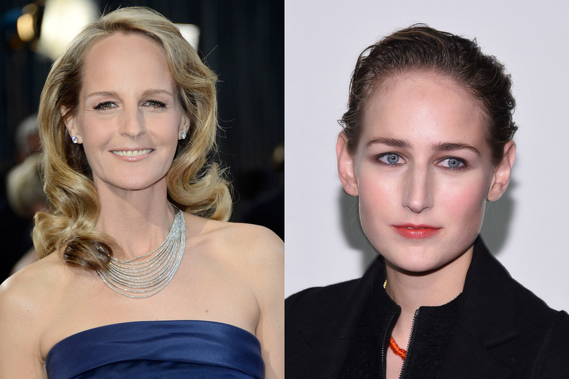 Helen Hunt i Leelee Sobieski /Getty Images