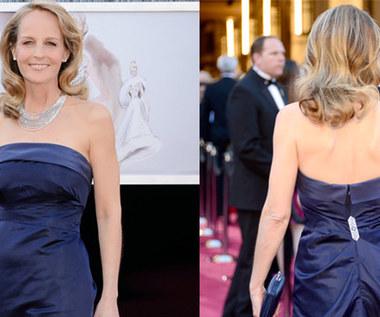 Helen Hunt: Kreacja z H&M na Oscarach