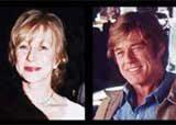 Helen Mirren i Robert Redford /