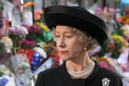 Helen Mirren jako Elżbieta II /