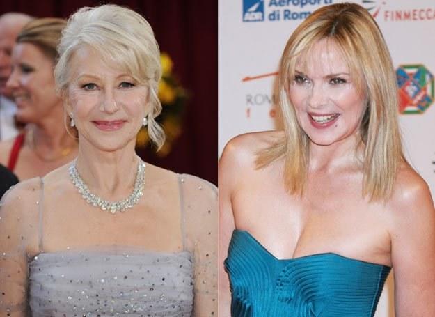 Helen Mirren, Kim Cattrall - nie mają dzieci i są szczęśliwe /Getty Images/Flash Press Media