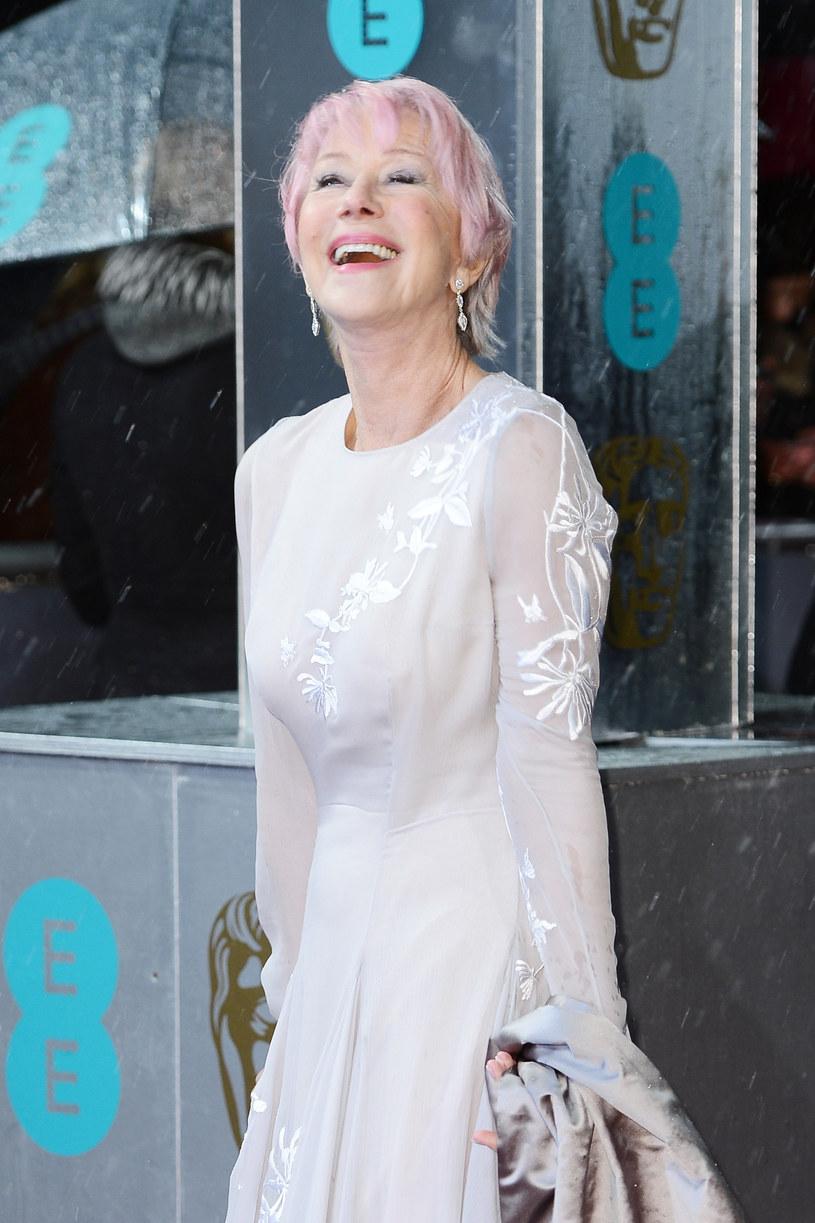 Helen Mirren /Getty Images