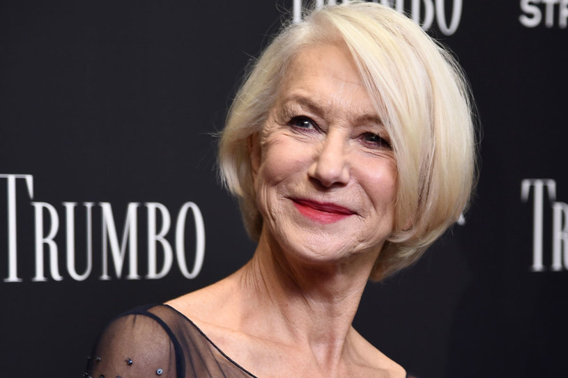 Helen Mirren /Getty Images
