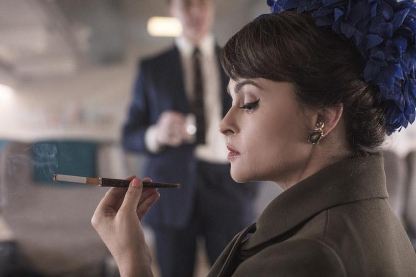 Helena Bonham Carter jako księżniczka Małgorzata /Netflix /materiały prasowe