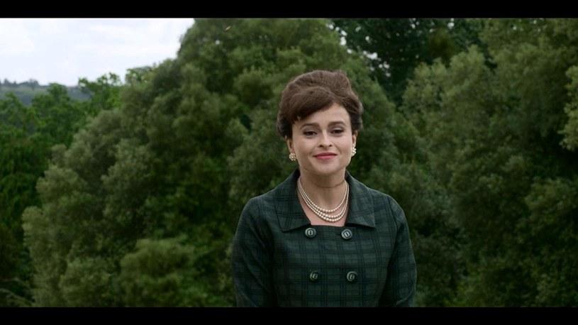 "Helena Bonham Carter  ""The Crown"" /materiały prasowe"