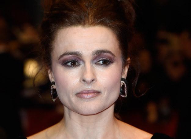 Helena Bonham Carter wychowuje dwójkę dzieci /Getty Images