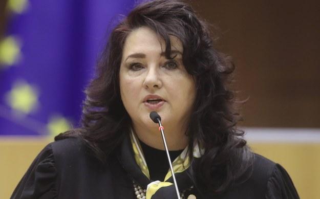 Helena Dalli /OLIVIER HOSLET /PAP/EPA