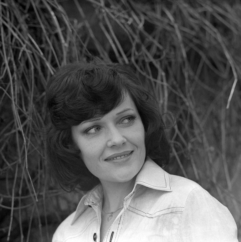 Helena Majdaniec, 1986 rok /Karewicz /East News