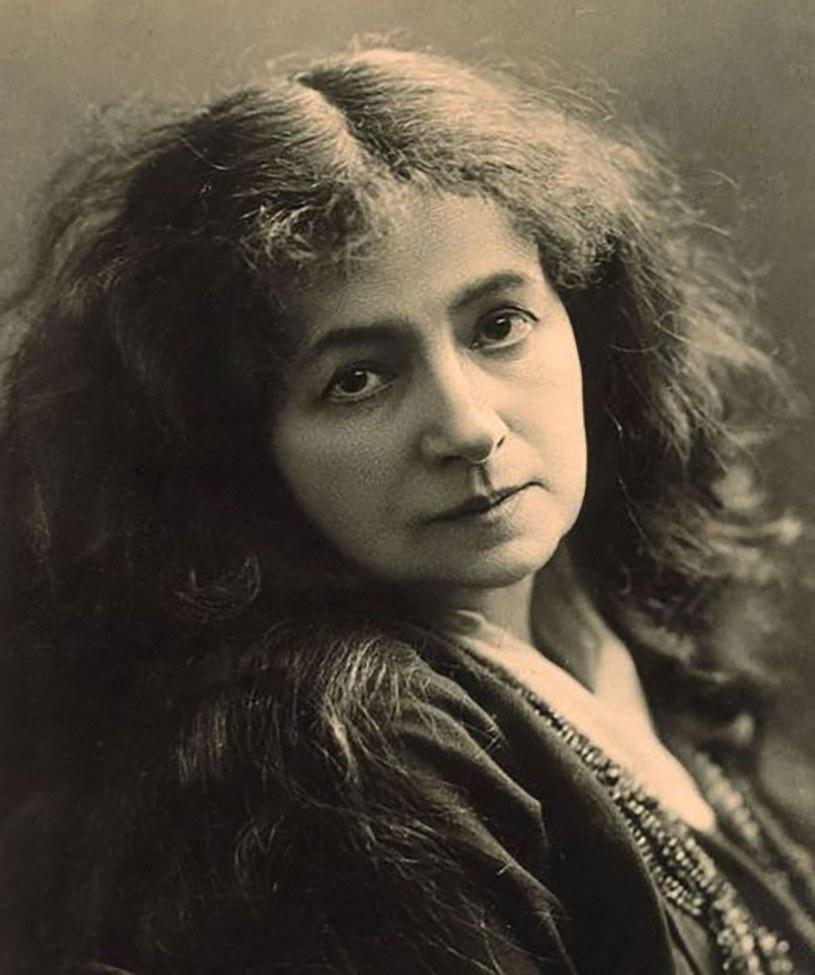 Helena Modrzejewska (1840-1907). Zdjęcie z ok. 1900 r. /Laski Diffusion /East News