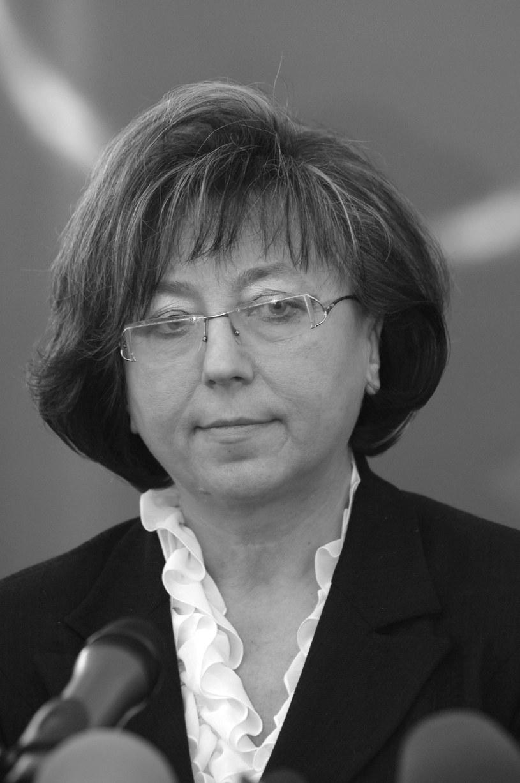 Helena Pietraszkiewicz /Krzysztof Jarczewski /Agencja FORUM