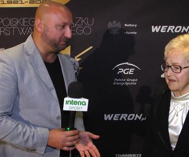 Helena Pilejczyk dla Interii: Jestem szczęśliwa, że dożyłam tej chwili. Wideo