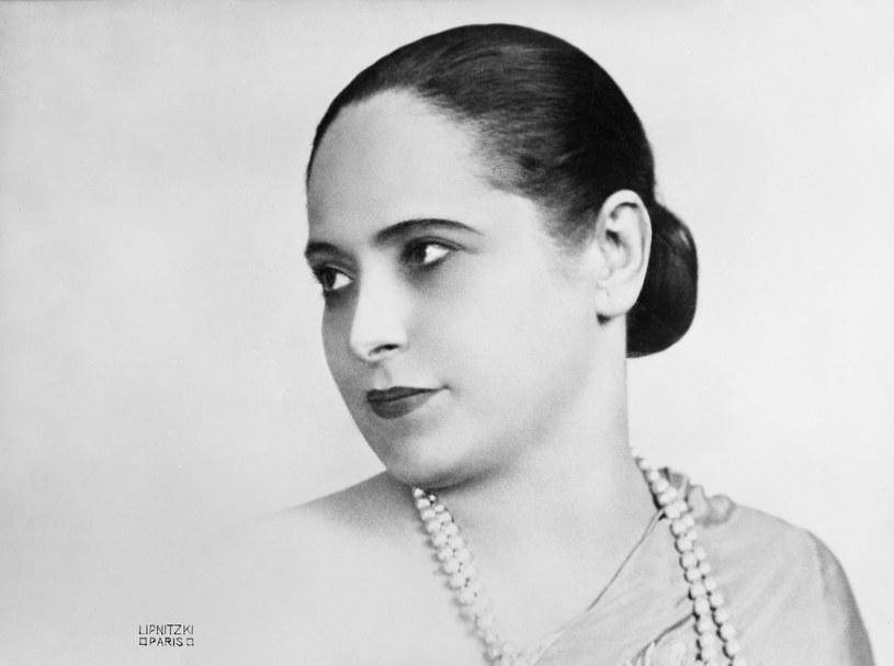 Helena Rubinstein nie była urodziwą kobietą, ale wiedziała, co zrobić, by wyglądać na piękną /Roger Viollet /East News