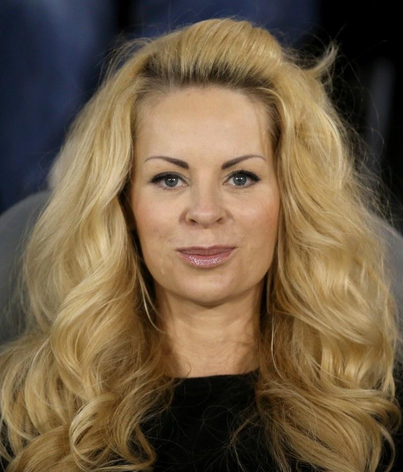 Helena Seger, żona Zlatana Ibrahimovicia /AFP