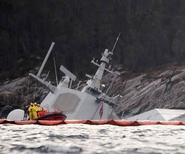 """""""Helge Ingstad"""". Co się stało z norweską fregatą?"""