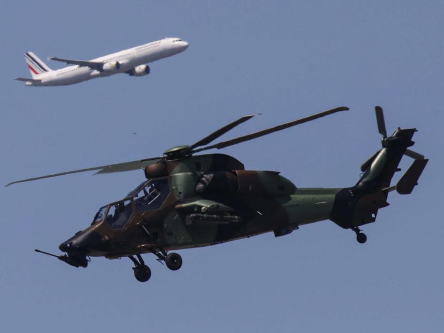 Helikopter Airbusa /Russian Look/Leonid Faerberg /PAP