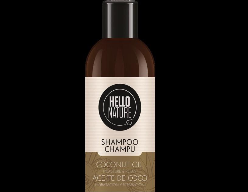 Hello Nature Coconut Oil /materiały prasowe