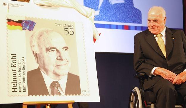 Helmut Kohl jest jednym z kandydatów do Pokojowej Nagrody Nobla /AFP