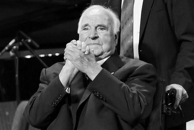Helmut Kohl /AFP