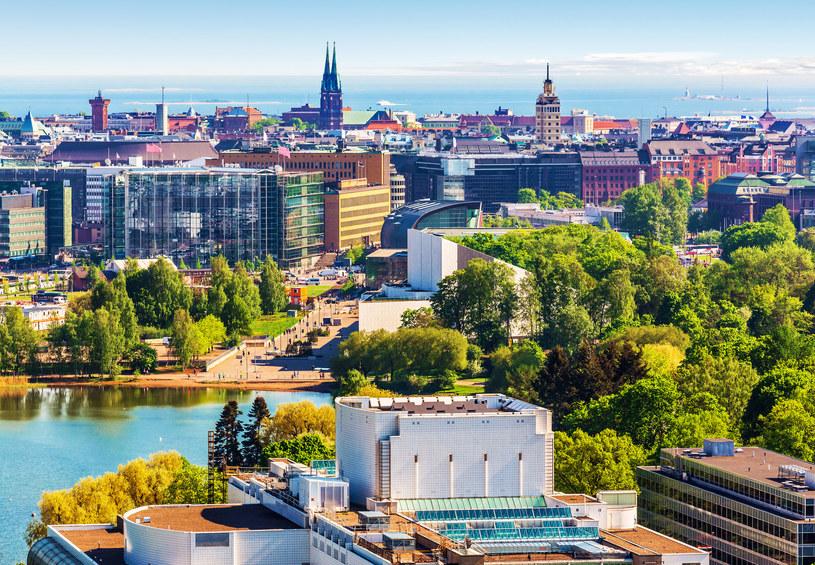Helsinki - miasto rowerów /123RF/PICSEL