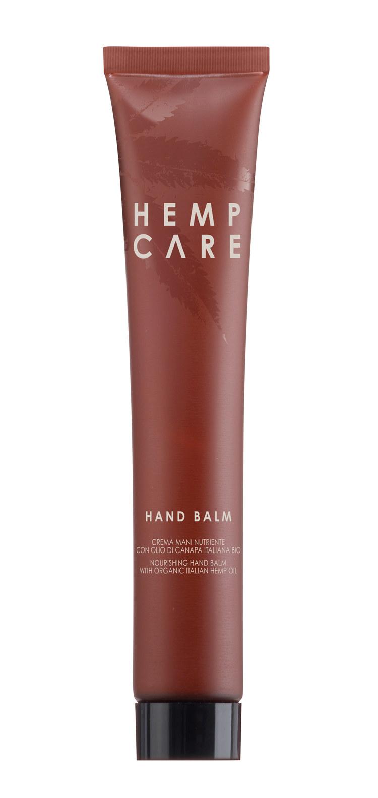 Hemp Care odżywczy balsam do rąk /materiały prasowe