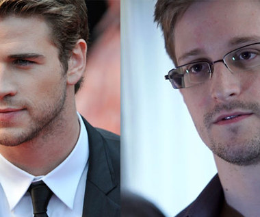 Hemsworth zagra Snowdena?