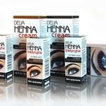 Henna do brwi i rzęs Delia Cosmetics