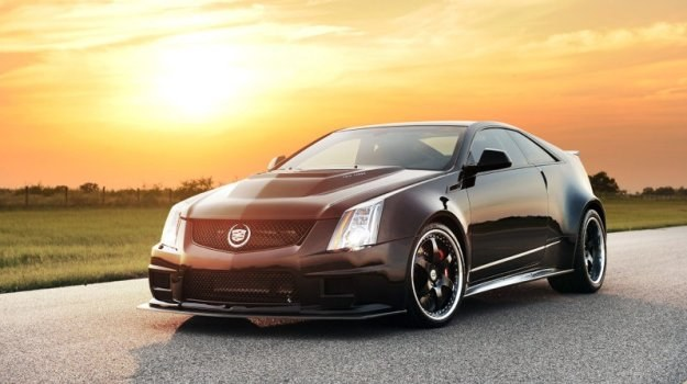 Hennessey VR1200 Twin Turbo Coupe /Hennessey Performance