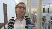 Hennig-Kloska (Nowoczesna) o wotum nieufności dla rządu PiS (TV Interia)