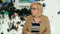 """Hennig-Kloska w """"Graffiti"""": Rząd każdego dnia osłabia pozycję międzynarodową Polski"""