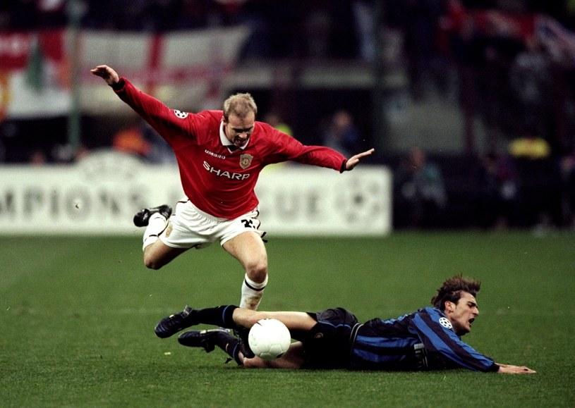 Henning Berg przed laty był zawodnikiem Manchesteru United /Getty Images
