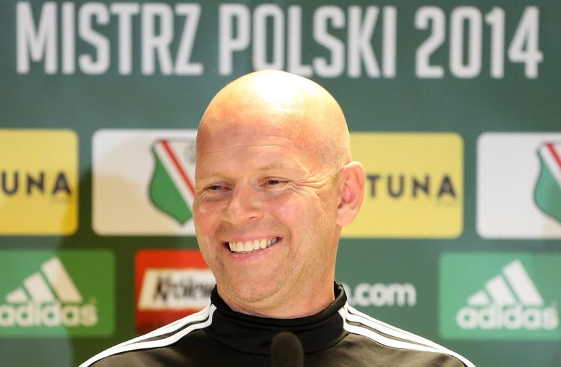 Henning Berg /Leszek Szymański /PAP