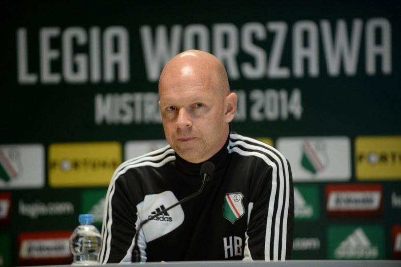 Henning Berg /Bartłomiej Zborowski /PAP
