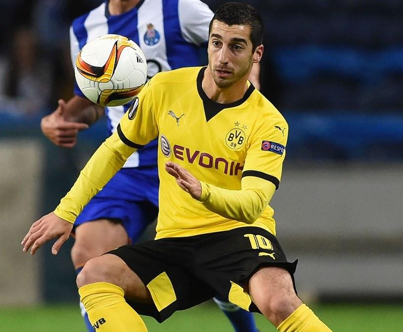 Henrich Mchitarjan (Borussia Dortmund) /AFP