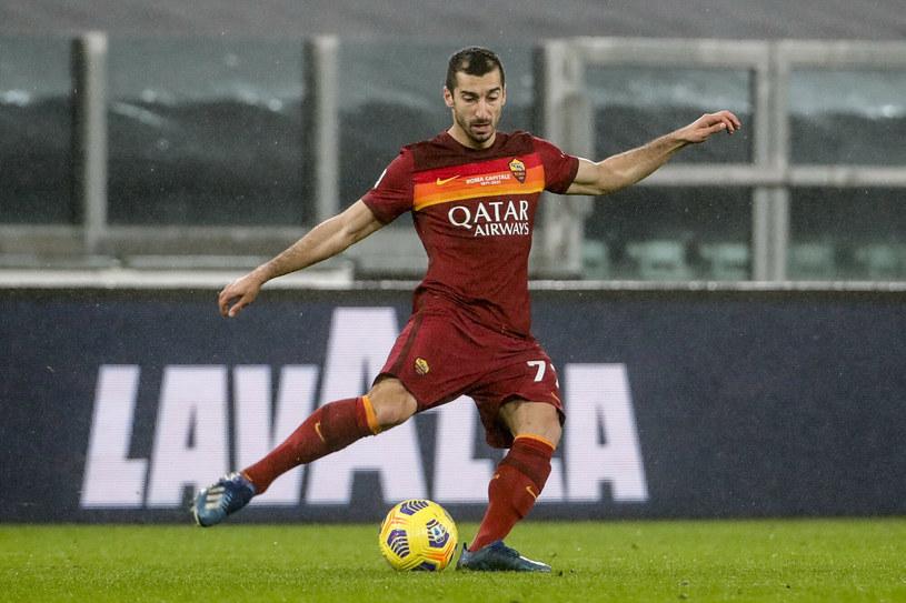 Henrich Mchitarjan zaliczył dobrą końcówkę sezonu w Serie A / EIDON/REPORTER  /East News