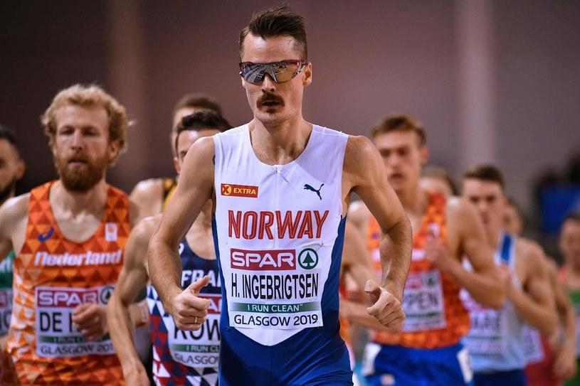 Henrik Ingebrigtsen /AFP