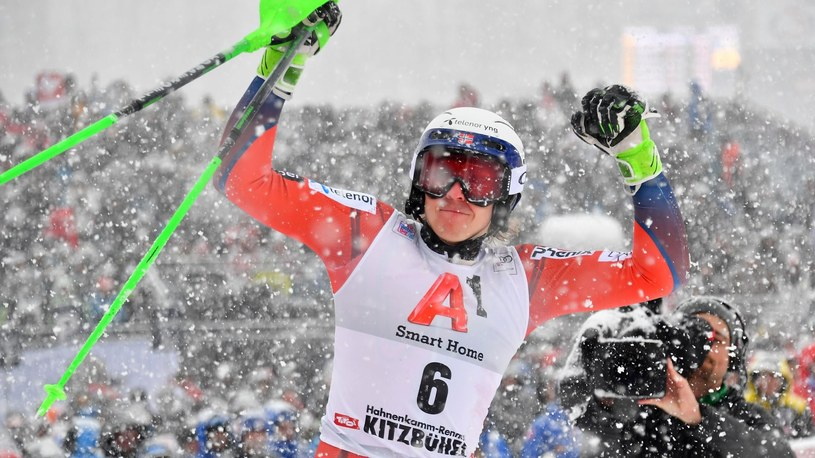 Henrik Kristoffersen /Getty Images