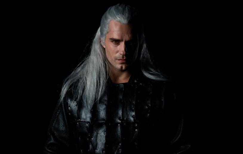 Henry Cavill jako Geralt /Netflix /materiały prasowe
