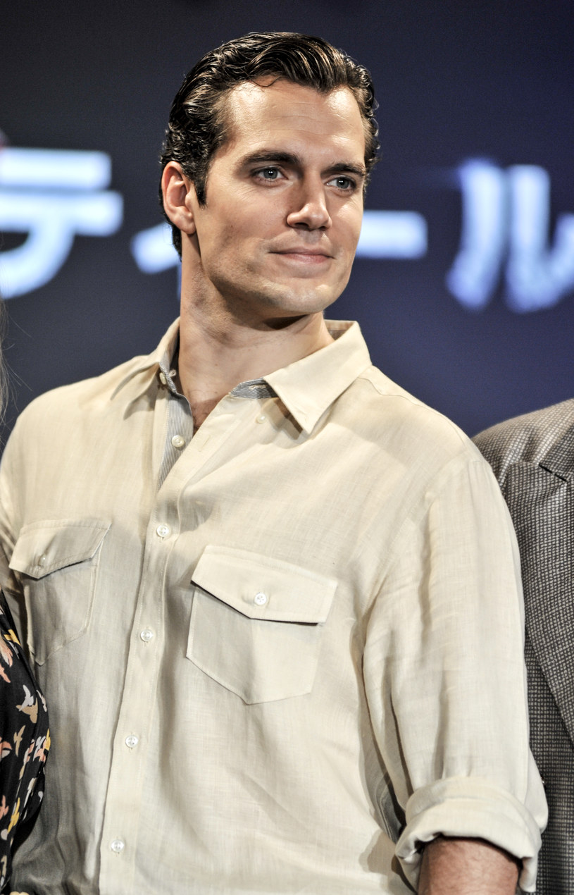Henry Cavill /Keith Tsuji /Getty Images