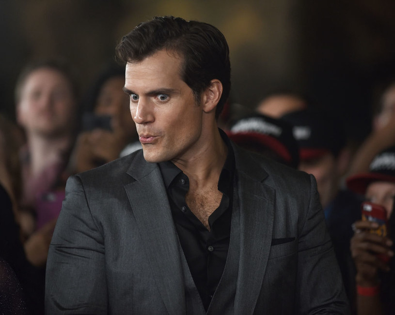 Henry Cavill /Getty Images