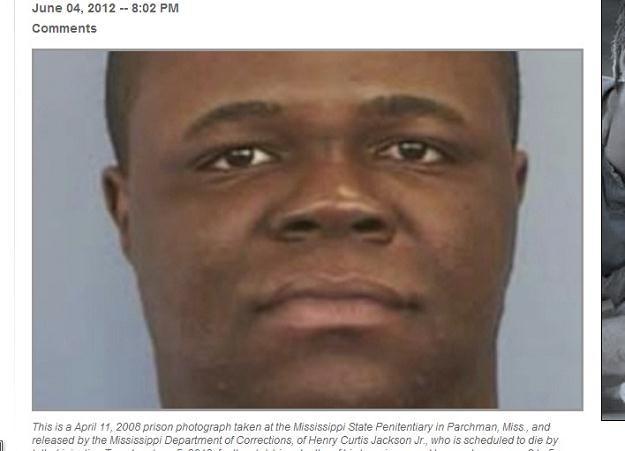 """Henry """"Curtis"""" Jackson Jr. Fot. washingtonexaminer.com /"""