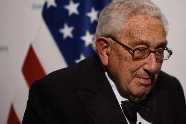 Henry Kissinger /AFP