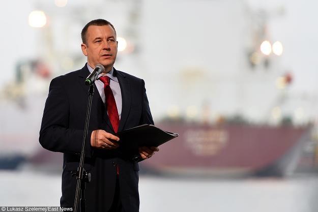 Henryk Baranowski. Fot. Łukasz Szelemej /Agencja SE/East News