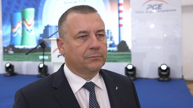 Henryk Baranowski, prezes zarządu PGE Polskiej Grupy Energetycznej /Newseria Biznes