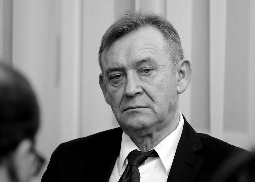 Henryk Cioch zmarł w środę 20 grudnia /Paweł Supernak /PAP