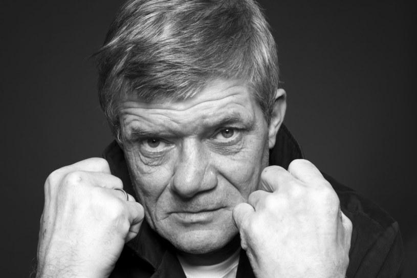 Henryk Gołębiewski - aktor, awanturnik, człowiek wielu talentów /Piotr Wachnik /materiały prasowe