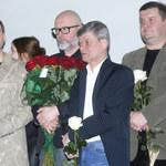 Henryk Gołębiewski znalazł pracę na budowie